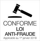 Logiciels EBP conformes Loi anti-fraude